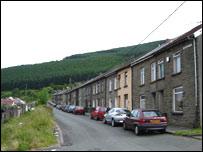A street in Trehafod