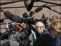 Ex fundador de Enron, Kenneth Lay