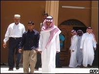 Riyadh's al-Nakhil district