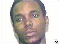 Stanley Grant Phanor, uno de los acusados de terrorismo
