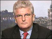 Des Browne MP, Secretary for Defence
