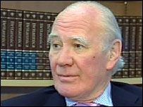 Liberal Democrat Leader Sir Menzies Campbell