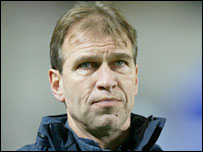 New South Korea coach Pim Verbeek