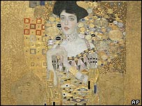 Klimt masterpiece looted by Nazis