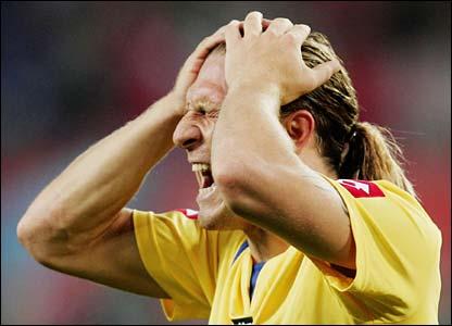 Ukraine's Andriy Voronin