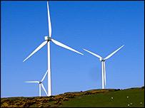 Wind farm (pic by Gordon Goldie)