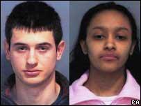 Leonard Llanaj, 19, and Lisa Benhamin, 25, have been jailed for human trafficking