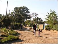 Lusaka township