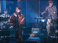 808 State in 1989