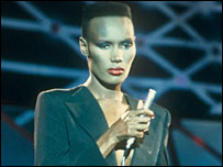 Grace Jones in 1980