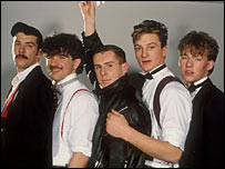 Frankie Goes to Hollywood in 1984