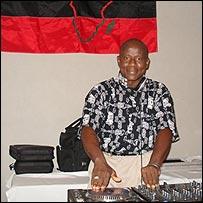 DJ Mosali Kimia Mazembe, Ghanaian in Arizona