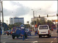 Port Harcourt's traffic