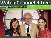 Channel 4 screen grab