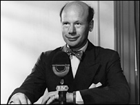 Roy Plomley in 1960