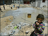 Rafah refugee camp