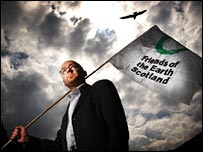 Green MSP Patrick Harvie