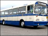 A Leopard Ulsterbus