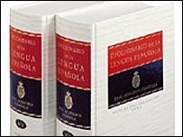Diccionario de la Real Academia Española (Foto: Página de la RAE)