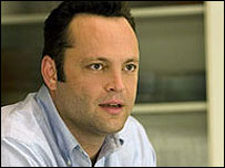 Vince Vaughn in the Break Up