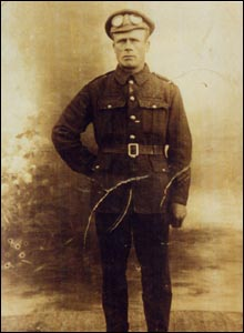 Charles McCormack of the Royal Flying Corps