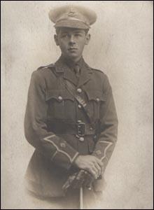 2nd Lieutenant John Fearnhead