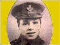 Corporal Charles Haynes