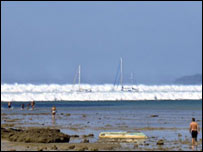 Asian tsunami, December 2004