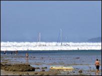 Asian tsunami, December 2004