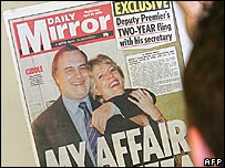 Copy of The Daily Mirror