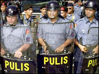 Philippines police - archive image