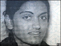 Ghazala Khan, shot dead in Denmark