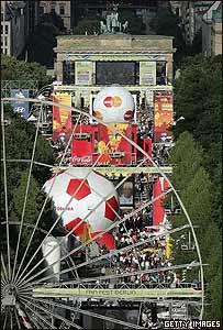 """Los aficionados han podido disfrutar del Mundial a trav�s del """"Fan Fest""""."""