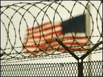 Campo de Guantánamo, en Cuba.