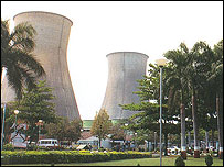 Indian nuclear plant (file photo)