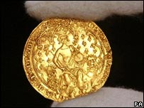 The Edward III double florin