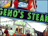 Geno's Steaks (Photo courtesy of Geno's Steaks)