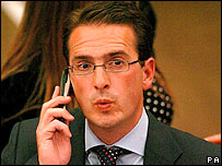 Owen Smith, defeated Labour candidate for the Commons seat