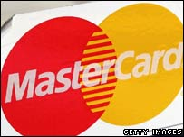 Mastercard symbol