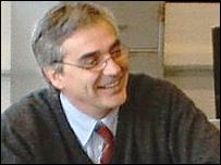 Juan Deal, director del Museo del Fútbol de Uruguay (Foto gentileza:  Museo del Fútbol de Uruguay )