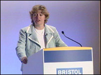 Ruth Kelly MP