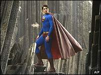 Imagen de la nueva película de Superman
