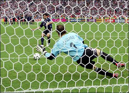 Ayala goes from hero to villain as Lehmann saves his penalty