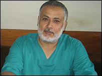 Doctor Lamed Abu Abadesh