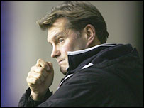 Glenn Hoddle has resigned as manager of Wolves