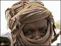 Sudan Liberation Army fighter