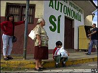 Bolivianos en Santa Cruz