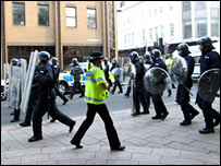 Jersey riots