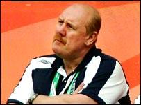 FA chief executive Brian Barwick