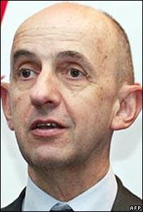 New EADS chief executive Louis Gallois